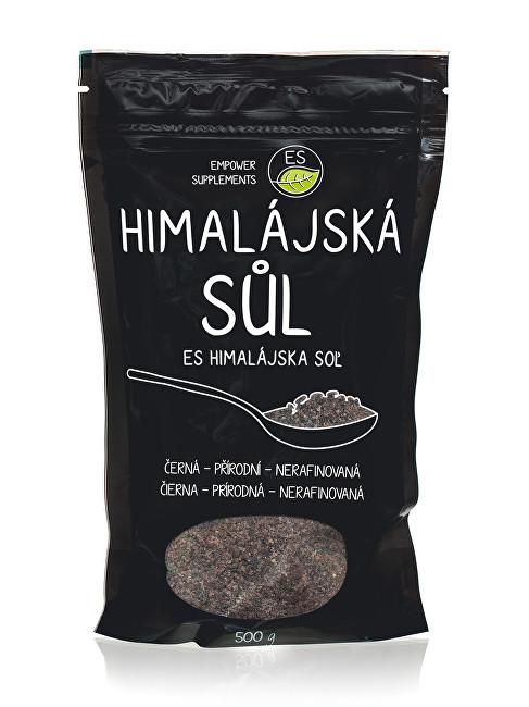 Himalájská sůl černá 500 g