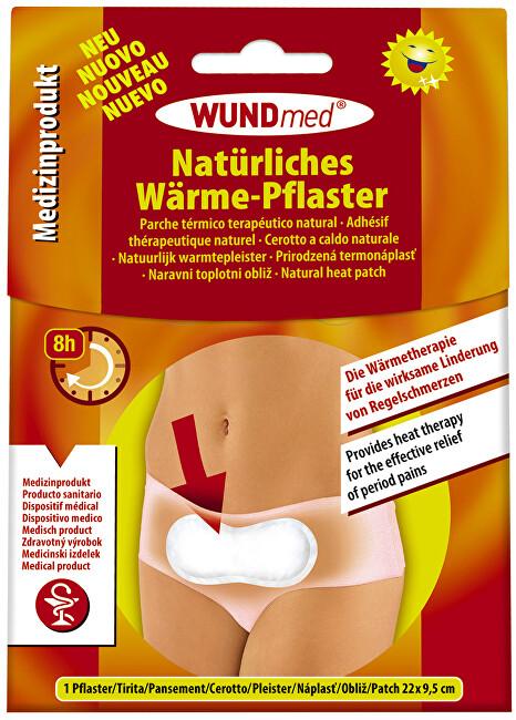 Zobrazit detail výrobku Eva Cosmetics Hřejivé náplasti proti menstruační bolesti WUNDmed 1 ks