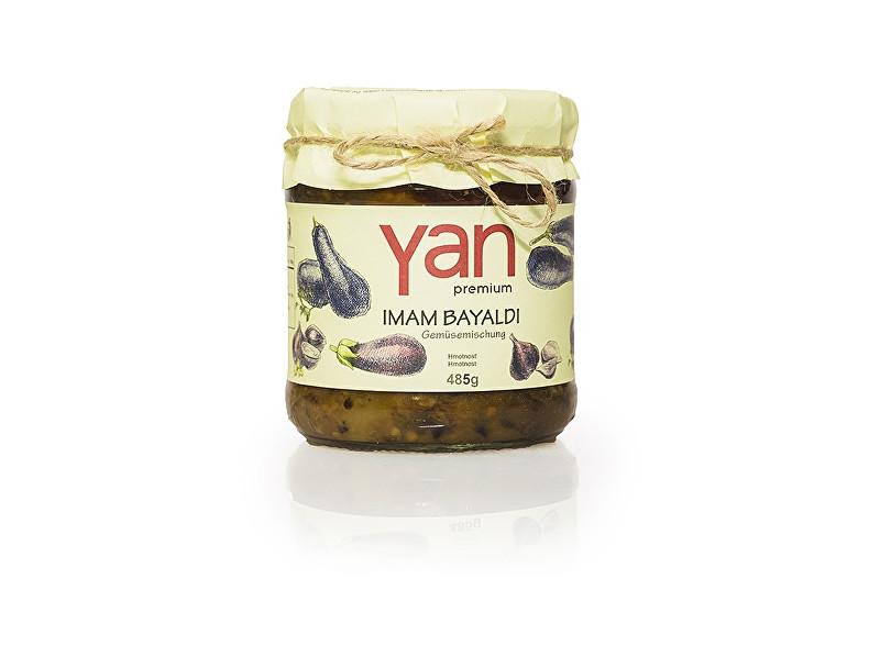 Zobrazit detail výrobku Yan Zeleninová pomazánka - Imam Bayaldi 454g