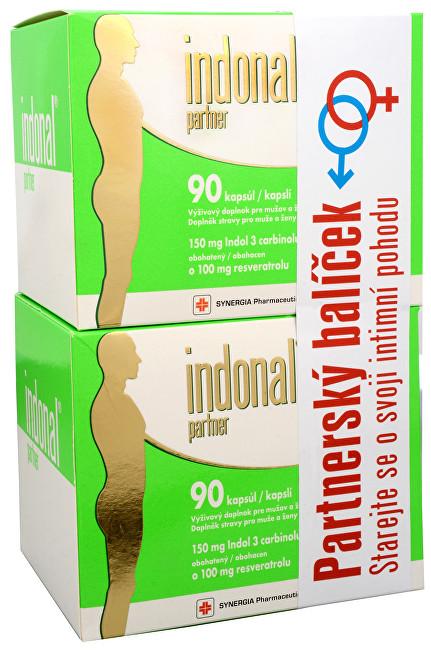 Synergia Indonal Partner 90 kapslí + 90 kapslí