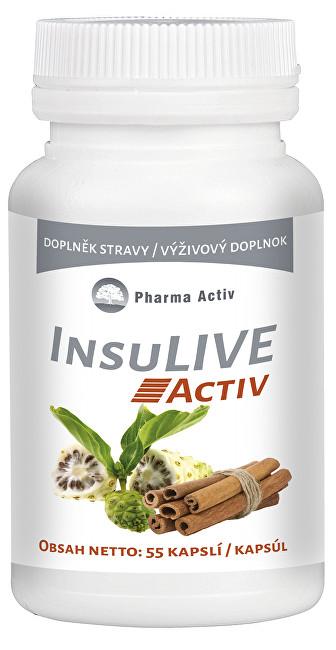 Pharma Activ InsuLive Activ 55 kapslí