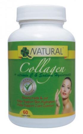Zobrazit detail výrobku Natural SK Kolagen + C + kyselina hyaluronová 60 kapslí