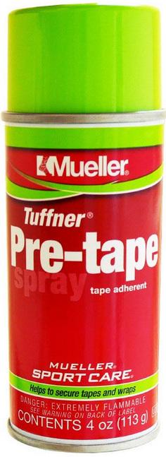 Lepidlo na tejpy Mueller Pre-Tape Spray 113 g