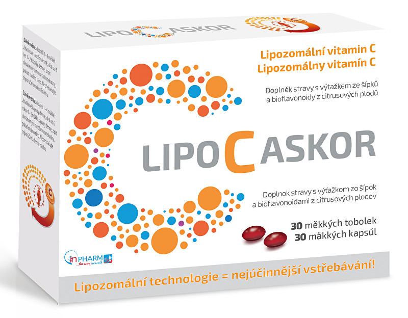 Lipo-C-Askor 30 tobolek