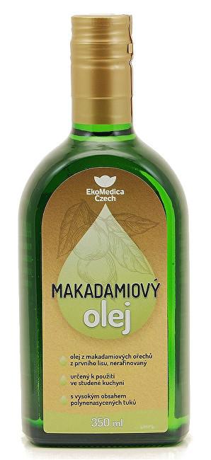 Zobrazit detail výrobku EkoMedica Czech Makadamiový olej 350 ml