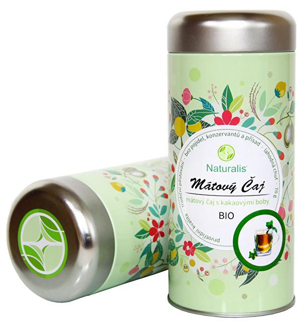 Zobrazit detail výrobku Naturalis Mátový čaj Naturalis BIO 70 g