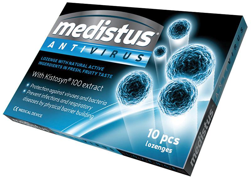 Cyndicate Medistus Antivirus 10 pastiliek