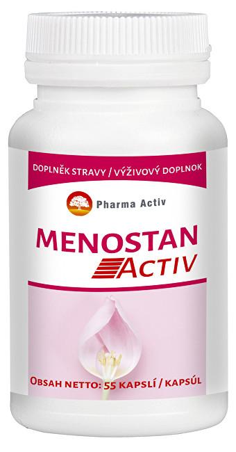 Zobrazit detail výrobku Pharma Activ Menostan Activ 55 kapslí