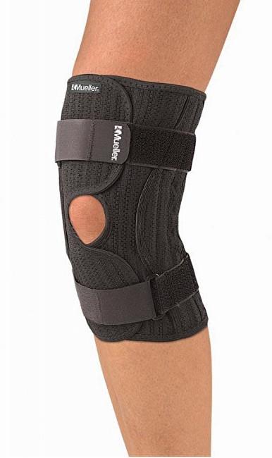 Zobrazit detail výrobku Mueller Mueller Elastic Knee Brace - Ortéza na koleno L/XL - SLEVA - rozbaleno, chybí ochranné přelepy