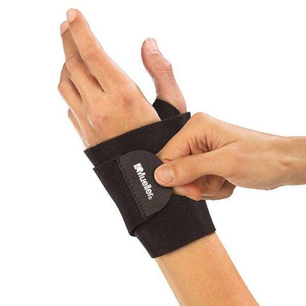 Mueller Mueller Wraparound Wrist Support - Bandáž na zápěstí