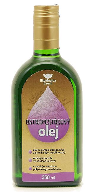 Ostropestřcový olej 350 ml