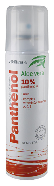 Panthenol 10 % Sensitive chladivý sprej 150 ml