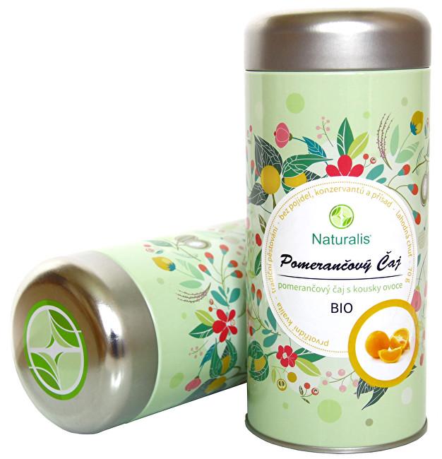 Pomerančový čaj Naturalis BIO 70 g