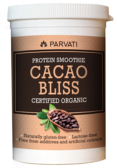 Parvati PROTEIN SMOOTHIE – Cacao Bliss 160 g
