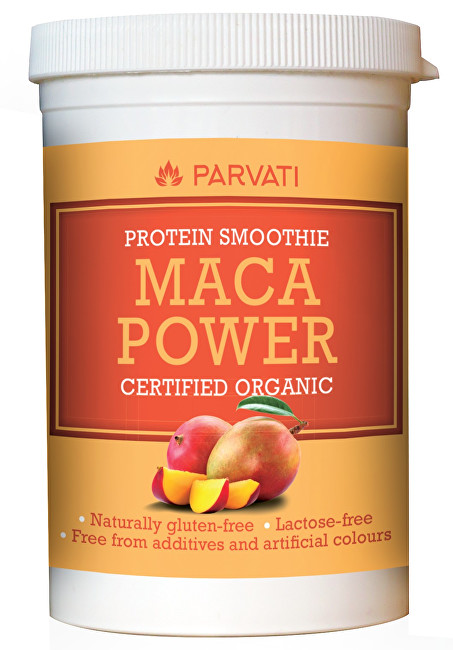 Parvati PROTEIN SMOOTHIE - Maca Power 160 g