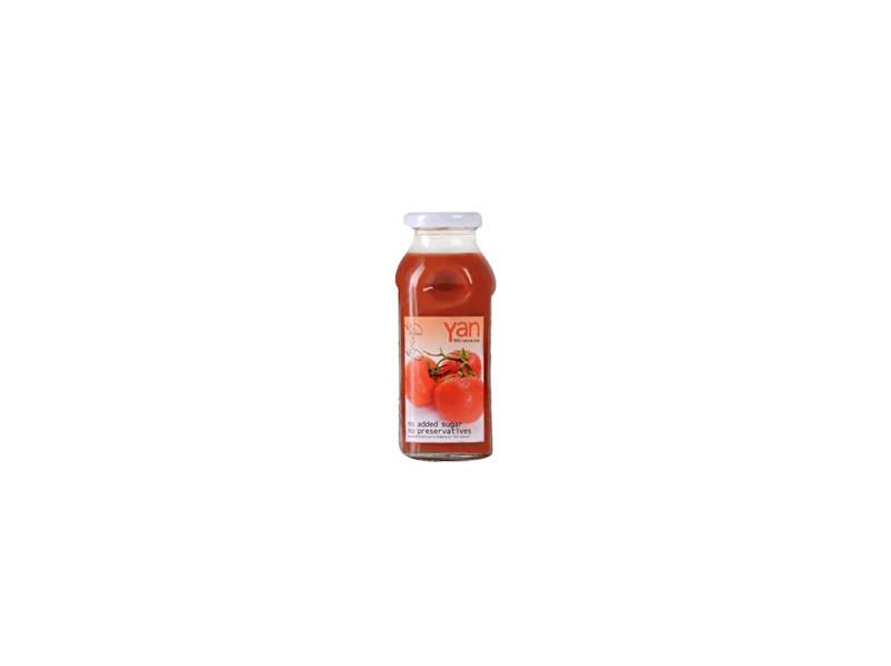 Yan Rajčatová šťáva 100% bez cukru 250ml
