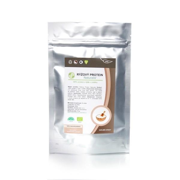 Rýžový protein Naturalis BIO 250 g