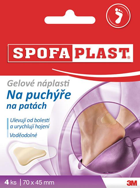 Zobrazit detail výrobku 3M SpofaPlast gelové náplasti na puchýře 4 ks