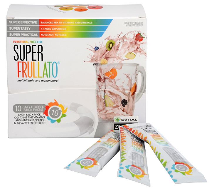 Super Frullato 10 sáčků