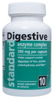 Trávicí enzymy 60 kapslí