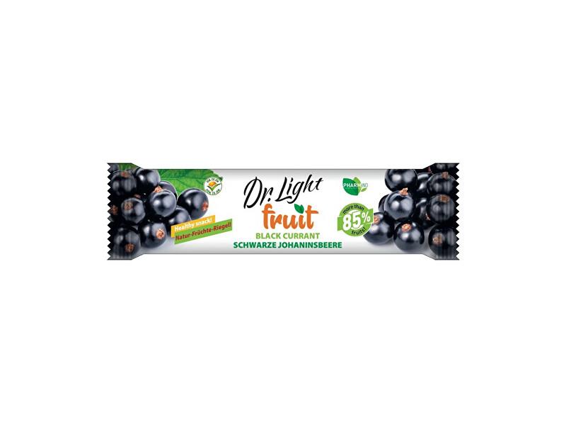 Zobrazit detail výrobku Dr. Light Tyčinka ovocná Dr.Light Fruit Černý rybíz 30g