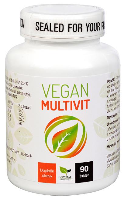 Vegan Multivit 90 tablet