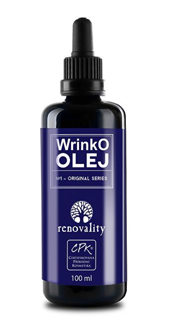 WrinkO olej s pipetkou Renovality 100ml