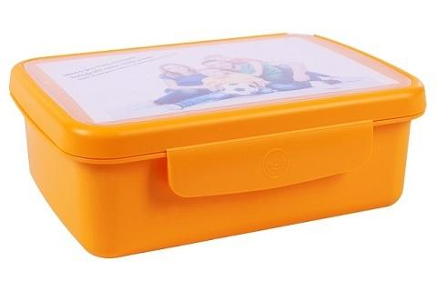 Zobrazit detail výrobku R&B Zdravá sváča komplet box Žlutá