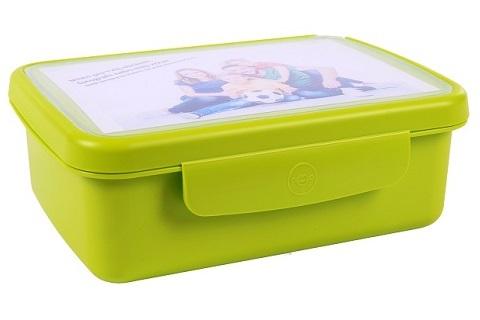Zobrazit detail výrobku R&B Zdravá sváča komplet box Zelená