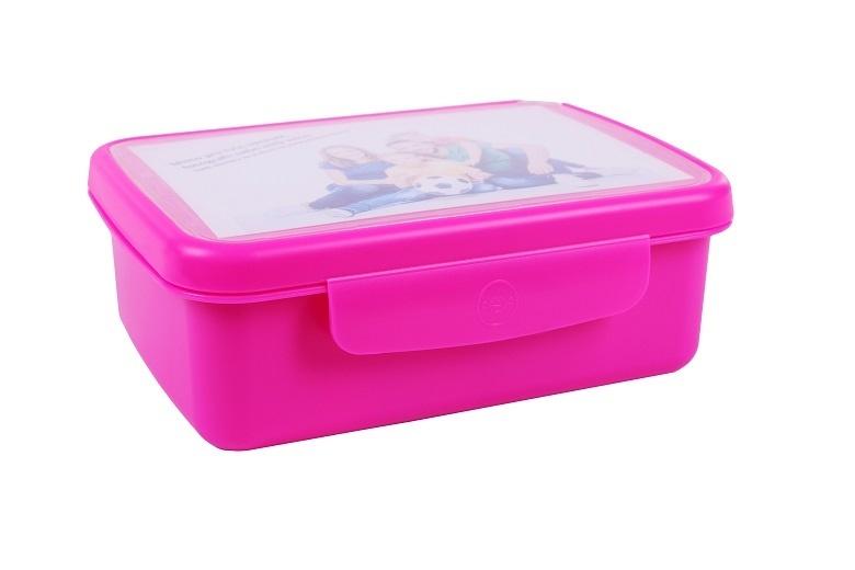 Zobrazit detail výrobku R&B Zdravá sváča komplet box FLUO fialová