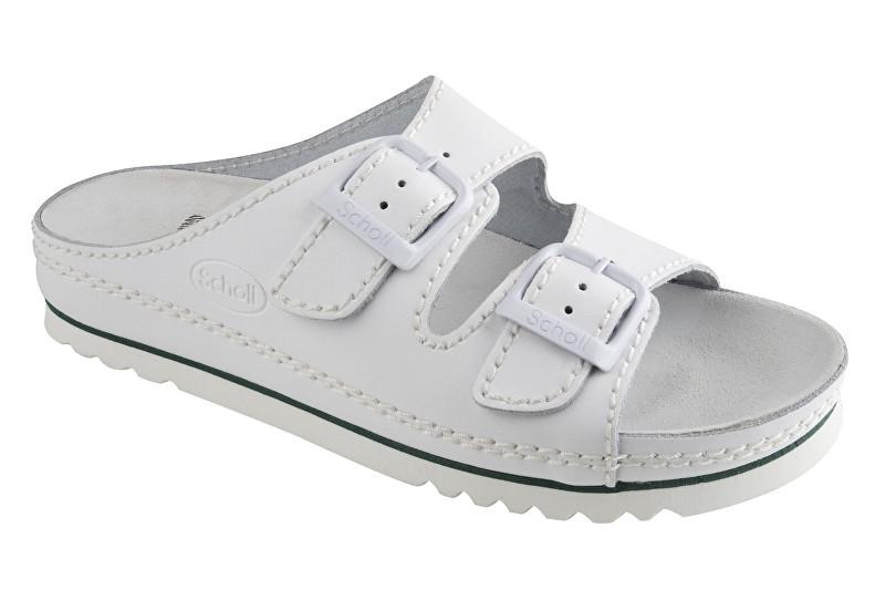 Scholl Zdravotní obuv AIR BAG Nublied-U - bílá vel. 37 9a6fe95685