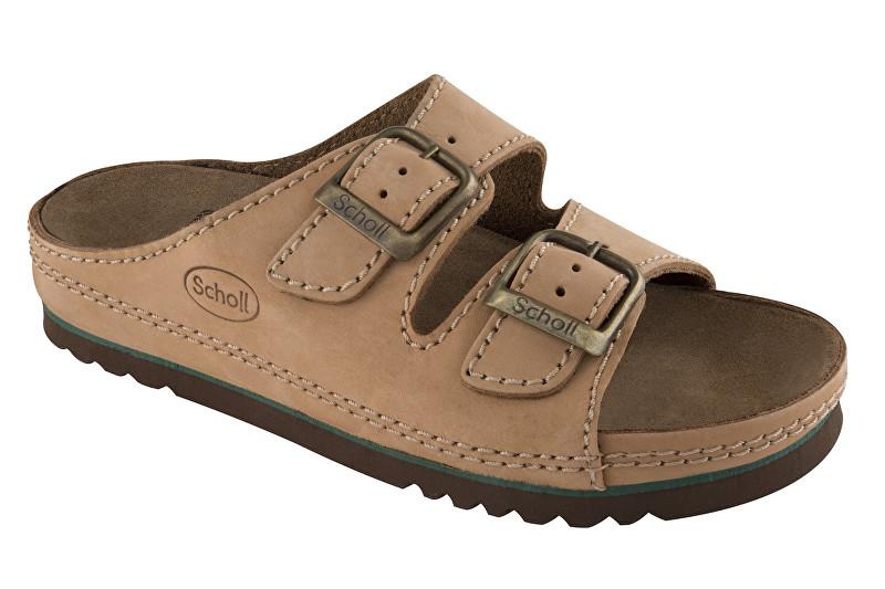 Zobrazit detail výrobku Scholl Zdravotní obuv AIR BAG Nublined-U - hnědá 40