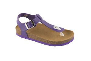 Zobrazit detail výrobku Scholl Zdravotní obuv BOA VISTA B/S KID SynLea-J - fialová vel. 27