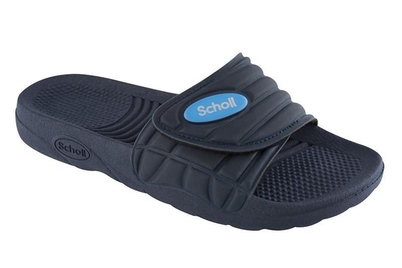 952c655ffeb9 Scholl Zdravotná obuv NAUTILUS PVC - námornícka modrá vel. 42