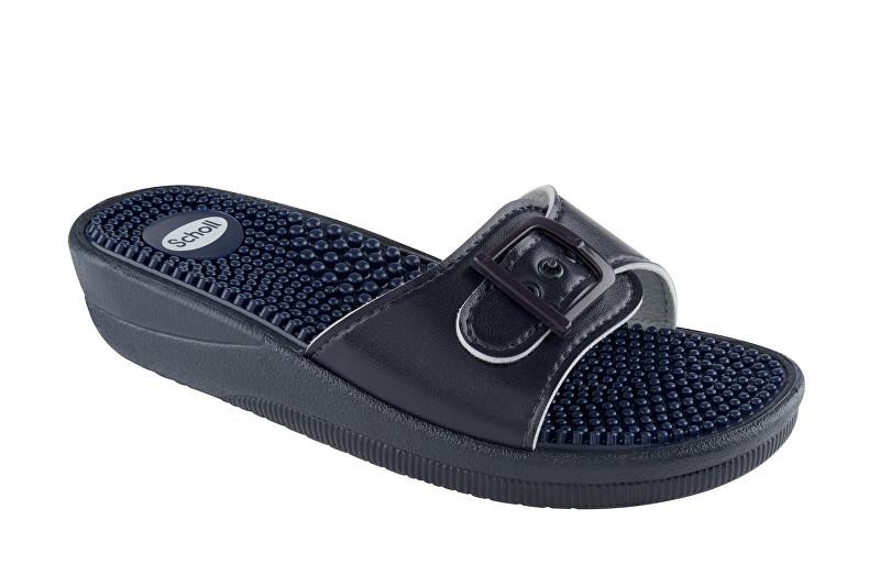Zobrazit detail výrobku Scholl Zdravotní obuv NEW MASSAGE - námořnická modrá vel. 36