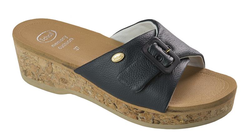 Zobrazit detail výrobku Scholl Zdravotní obuv WAPPY Lea - námořnická modrá vel. 38