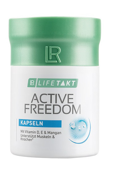 LR Lifetakt Active Freedom 60 kapslí