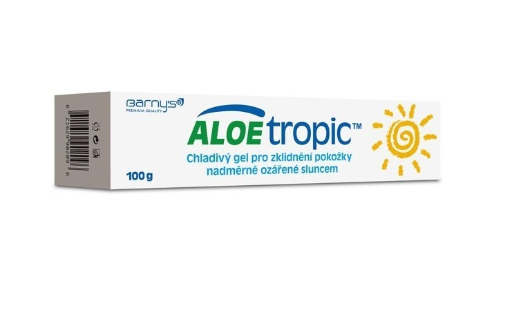 Zobrazit detail výrobku Barny´s ALOEtropic gel 100 g