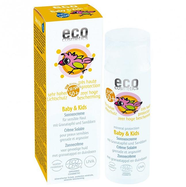 Zobrazit detail výrobku Eco Cosmetics Baby Dětský opalovací krém SPF 50+ BIO 50ml
