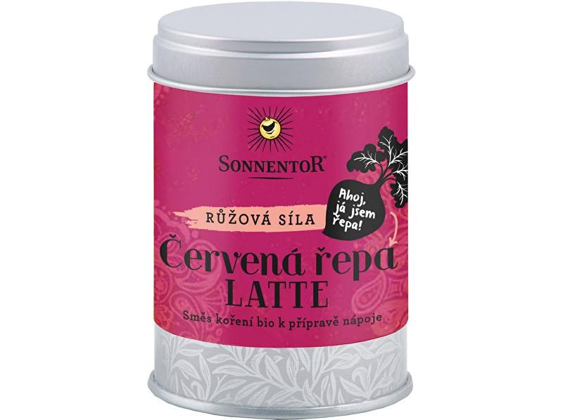 Zobrazit detail výrobku Sonnentor Bio Červená řepa Latte 70g  dóza (pikantní kořenící směs)