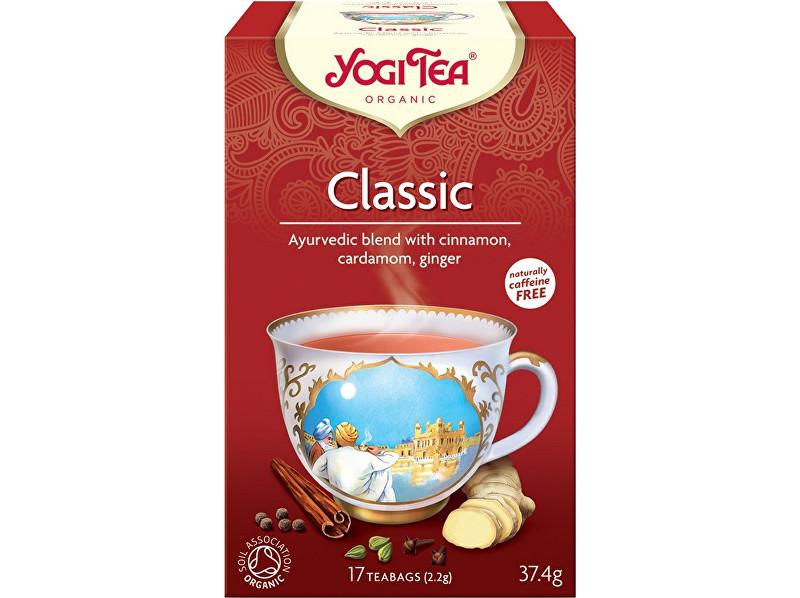 Zobrazit detail výrobku Yogi Tea Bio Classic Yogi Tea 17 x 2,2 g