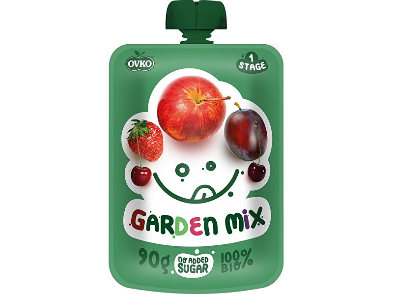Zobrazit detail výrobku OVKO Bio kapsička zahradní směs OVKO 90g