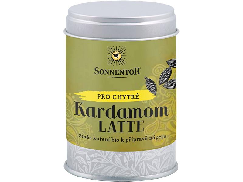 Zobrazit detail výrobku Sonnentor Bio Kardamom Latte 45g dóza (pikantní kořenící směs)