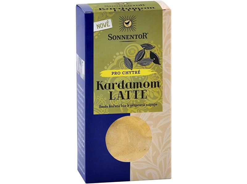Zobrazit detail výrobku Sonnentor Bio Kardamom Latte 45g krabička (pikantní kořenící směs)