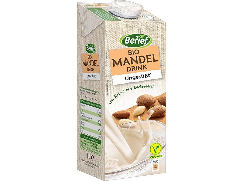 Berief Bio mandlový nápoj BERIEF 1 l