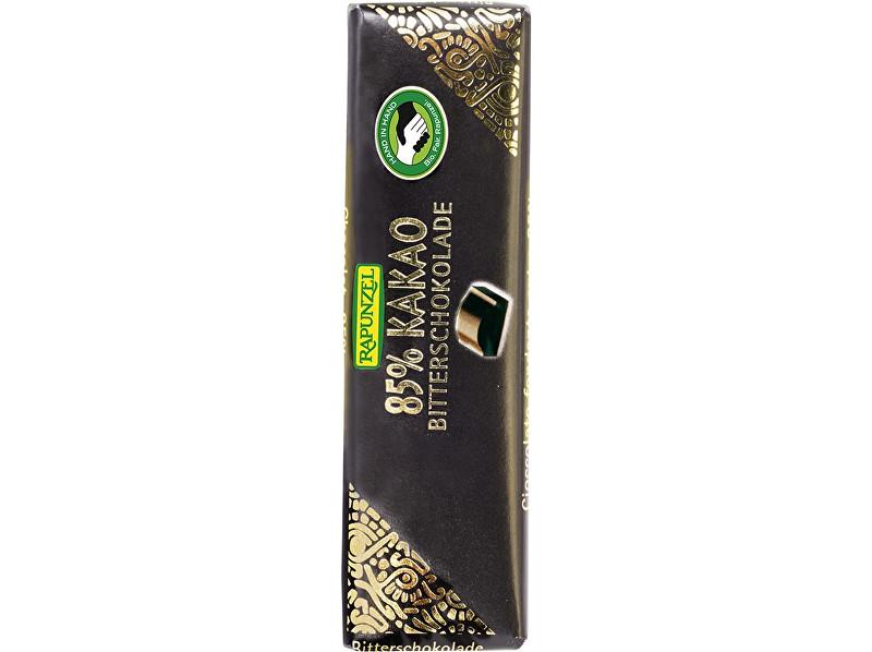 Zobrazit detail výrobku Rapunzel Bio mini hořká čokoláda 85% RAPUNZEL 20 g
