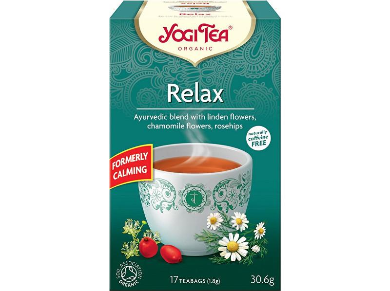Zobrazit detail výrobku Yogi Tea Bio Relax Yogi Tea 17 x 1,8 g