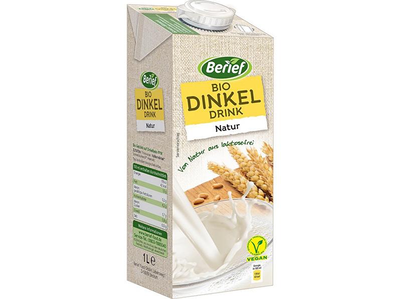 Zobrazit detail výrobku Berief Bio špaldový nápoj Natur BERIEF 1 l