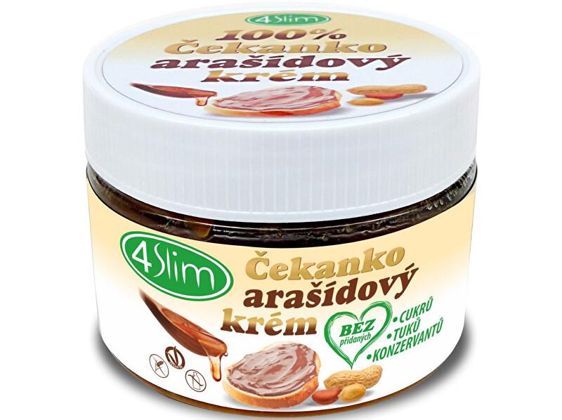 4Slim Čekankovo-arašídový krém 250g