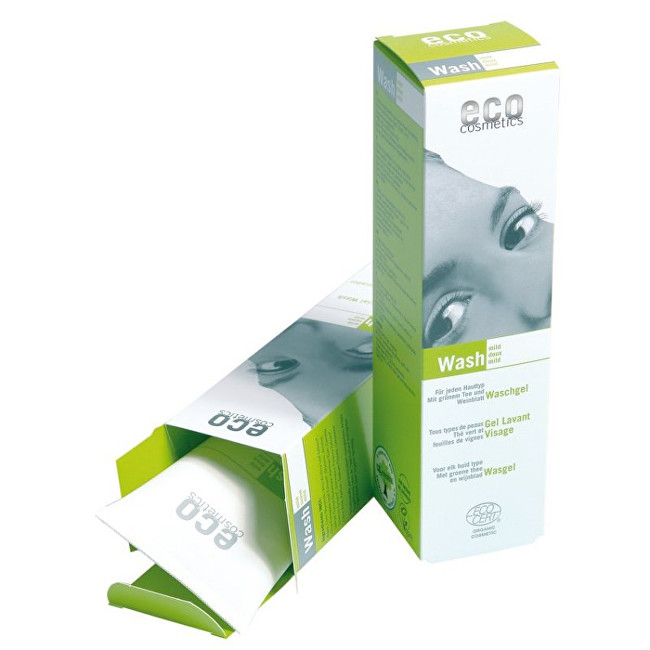 Zobrazit detail výrobku Eco Cosmetics Čistící gel na obličej BIO 125 ml